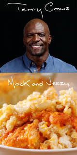 terry crews u0027 mac and cheese is so food for your soul
