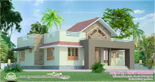 square feet one floor house kerala home design and plans flat roof