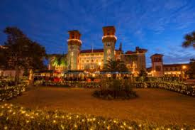 st augustine lights tour st augustine nights of lights 2017 christmas tour