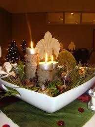 em belle ish christmas banquet decor