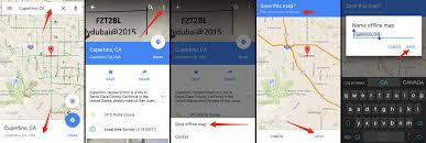How To Use A Map How To Use Google Maps Offline Mode On Ios