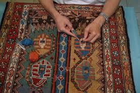 tappeti pregiati ditta specializzata riparazione tappeti persiani e kilim