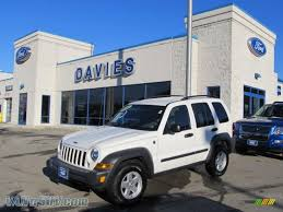 2006 jeep liberty sport 4x4 in stone white 234485 vannsuv com