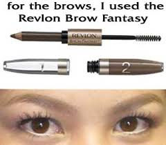 revlon brow fantasy light brown confessions of the drama queen august 2010
