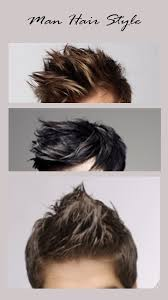 long hair style showing ears hairstyles mens hair cut pro android apps on google play