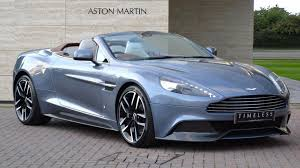 aston martin vanquish one off aston martin vanquish volante could be yours for 295k