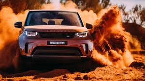 orange range rover 2017 land rover discovery review first australian drive chasing
