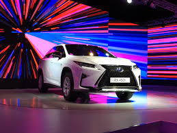 lexus india lexus rx 450h es 300 h and lx 450d india launch highlights
