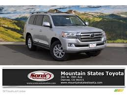 land cruiser 2016 2016 classic silver metallic toyota land cruiser 4wd 108353435