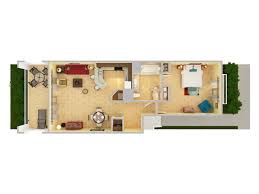 3d floor plans las casitas village
