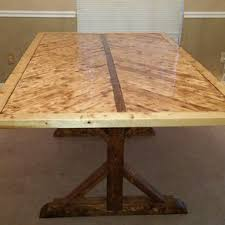 Exotic Wood Dining Tables CustomMadecom - Custom kitchen table