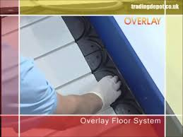 Laminate Flooring With Underfloor Heating How To Lay Polypipe Overlay And Overlay Lite Underfloor Heating