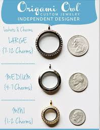 Charms For Origami Owl Lockets - origami owl locket sizes 28 best origami owl images on