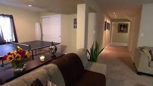 basement entertainment area video hgtv