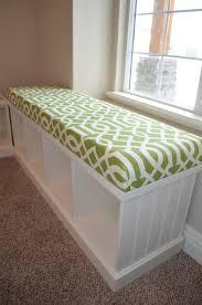 diy bench seat foam patio cushion storage box plans yard clipgoo