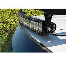 52 inch curved light bar cover inch 500w curved offroad led light bar spot flood combo atv suv truck