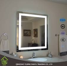 Hotel Bathroom Mirrors by New Arrival Modern Led Full Length Wall Mirror With Light