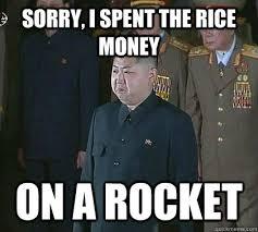 Kim Jong Meme - kim jong un memes rocket