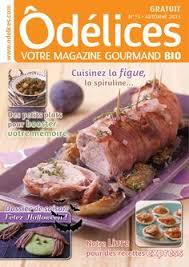 magazine cuisine gratuit magazine odelices n 11
