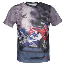 all honda cbr honda cbr 600f4 t shirt with logo and all over printed picture t