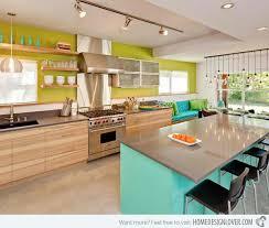 multi color kitchen ideas 15 adorable multi colored kitchen designs home design