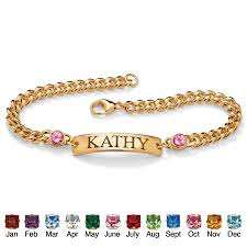 gold name bracelets 24 best pot of gold and diamonds images on diamond