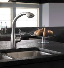 hansgrohe allegro e kitchen faucet faucet 06461000 in chrome by hansgrohe