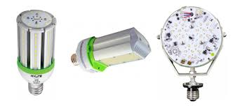 retrofit or replace old hid outdoor fixtures with led premier
