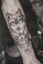 the 25 best wolf skull ideas on pinterest chest tattoo sketches