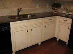 off white kitchen cabinets with glaze glazed cabinets faux