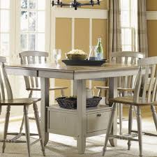 tall white kitchen table tall kitchen table and chairs inspirations high with storage picture