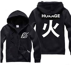 the product naruto hokage hoodie jacket is sold by anime t shirts