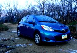 rental review toyota yaris le the truth about cars