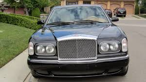bentley arnage 2015 2000 bentley arnage red label t37 dallas 2015
