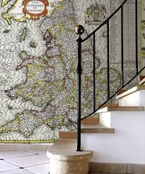 Vintage Map Wallpaper by Map Wallpaper Vintage County Map England And Wales From Love