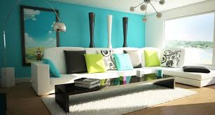 Blue Living Rooms Interior Design Blue Living Room Home Design - Living room design blue