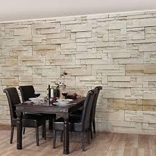 steintapete beige wohnzimmer haus renovierung mit modernem innenarchitektur schönes