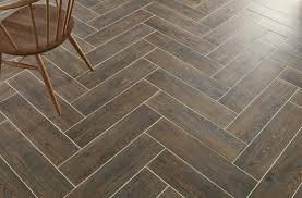 flooring brownr tile bathroom dark top the wall tiles are beige