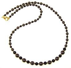 necklace making set images Onyx and hematite beauty beaded jewelry making set jpg