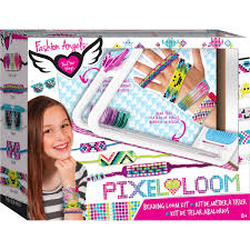 looms bracelet kit images Fashion angels pixel loom bracelet kit kids 39 crafts baby jpg