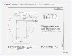 baldor motor wiring diagrams single phase beamteam co