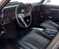 Chevelle Interior Kit The Ultimate Muscle Car U2013 The 1970 Ls6 Chevelle Was America U0027s King