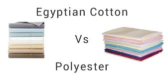 Linen Sheets Vs Cotton Sheets Egyptian Cotton Vs Polyester Bedspace