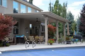 Stucco Patio Cover Designs Patio Covers Utah Crafts Home
