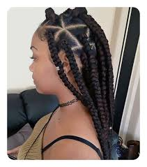 which takes longer to do box braids or senegalese 65 cool triangle box braids that are so convenient