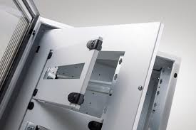 small electrical cabinets for industrial civil and service sector