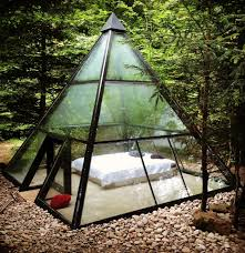 Outdoor Bedrooms Urbnite Blazepress Pyramid Bedroom In The Woods Boho Gypsy