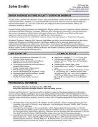 Best Engineering Resume Template Best Resume Sles For Software Engineers Gallery Creawizard Com
