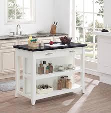 48 kitchen island bell o ki10275 48 t401 farmhouse kitchen island with granite top