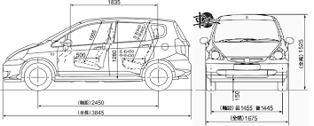 Car Interior Blueprints New Lego Fit Jazz Unofficial Honda Fit Forums